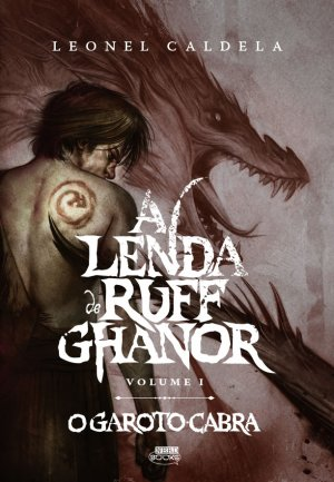 Lançamento: A lenda de Ruff Ghanor - Volume 1 - O Garoto-Cabra