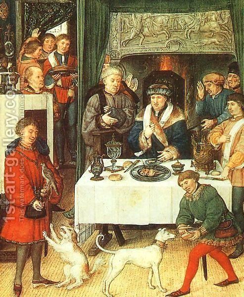 História e RPG - Idade Média (2) - A Sociedade Feudal (3/6)