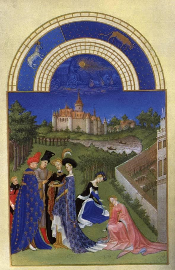 História e RPG - Idade Média (2) - A Sociedade Feudal (1/6)