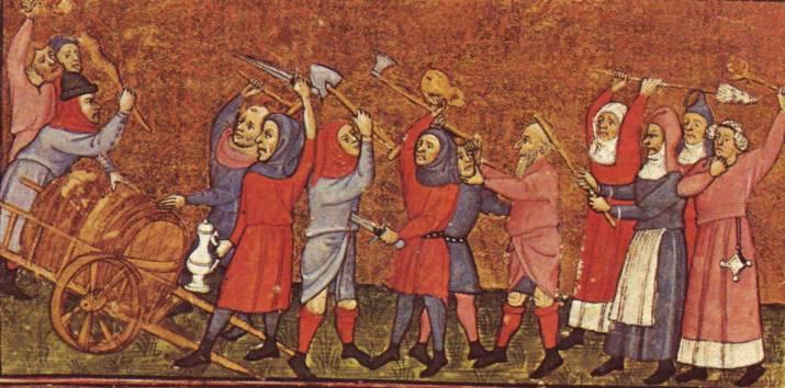 História e RPG - Idade Média (2) - A Sociedade Feudal (6/6)