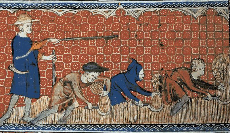 História e RPG - Idade Média (2) - A Sociedade Feudal (5/6)
