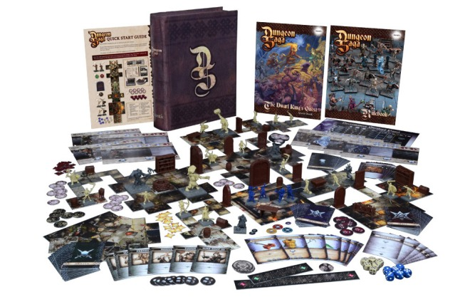 dungeon-saga-boxed-game-contents-ks