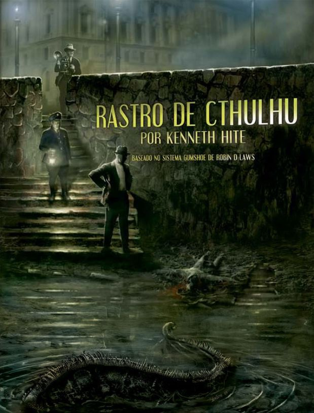 Financiamento Coletivo: Rastro de Cthulhu – Ed. Revisada