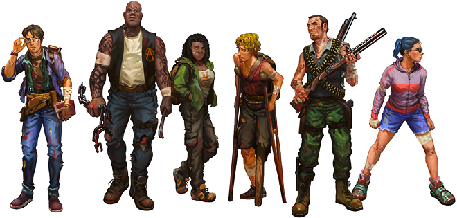 seis-sobreviventes