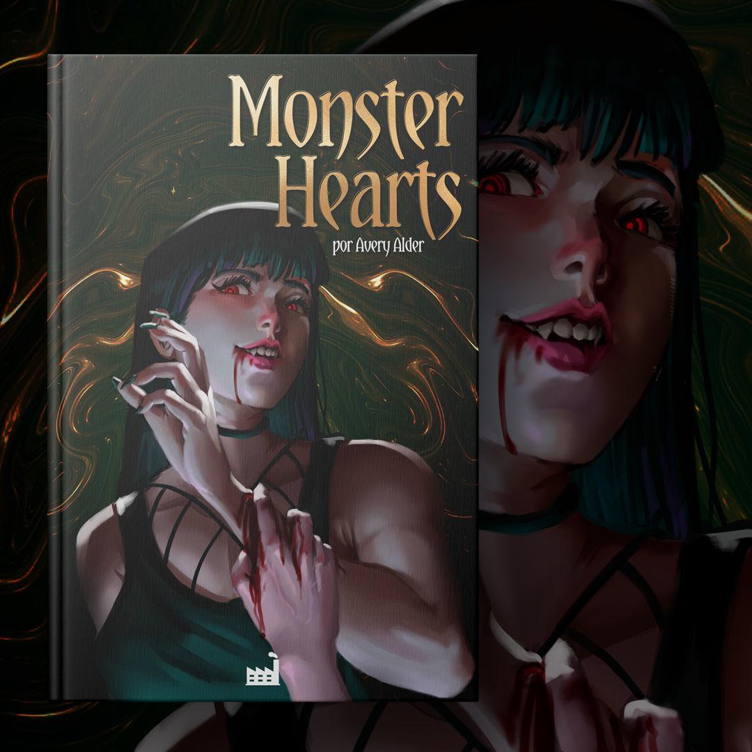 monsterhearsmock